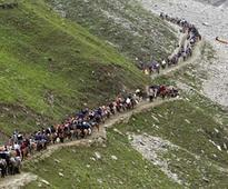Jammu and Kashmir Governor N N Vohra reviews Amarnath Yatra preparations