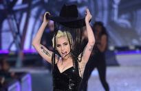 Lady Gaga rocks extravagant $1 million hat