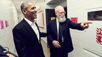 Barack Obama will be David Letterman's first guest for new Netflix show