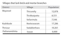 Banks to reach out to all villages