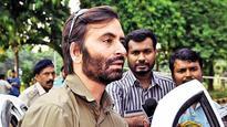 J-K: JKLF chairman Yasin Malik detained