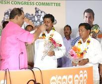 Cong brings back ex-Lanjigarh MLA Sivaji Majhi to party fold
