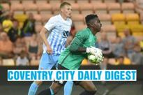 Coventry City digest: Sky Blues goalkeeper Reice Charles-Cook taunted on Twitter