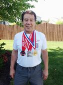 Amazing 73-Year-Old Powerlifter and Oneida Nation Member Sets Three World Records at 2016 World Championship October 24, 2016Senior powerlifter Ray Fougnier recently set three new world records and won first place in his division at the Amateur Athletic U