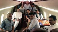 India's 500th Test: Former captains Sachin Tendulkar, Sourav Ganguly off to Kanpur