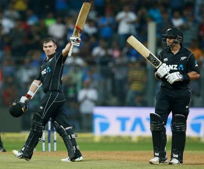 PHOTOS: Latham, Taylor overshadow Kohli as NZ outclass India