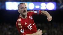 Franck Ribery to start training next week, says Carlo Ancelotti
