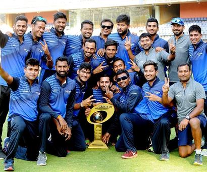Mushtaq Ali T20: East Zone crush West to lift trophy