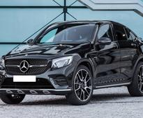 New Mercedes-AMG GLC 43 Coupe Available; Priced at Rs 74.8 lakh