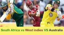 Samuels guides Windies to victory over...