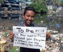 COP21: Pacific islanders swallow bitter pill