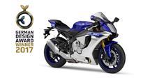 Yamaha wins international design competition