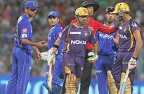 Tempers flare at Eden: Watson, Bisla, Gambhir, Dravid in on-field spat
