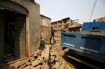 Nepal's quake-hit Tibetan nuns rebuild homes - and faith