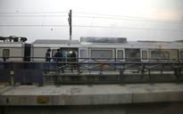 All safe after Delhi Metro coach catches fire in Patel Nagar