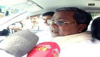 Karnataka CM dubs IT raids 'politically motivated move'