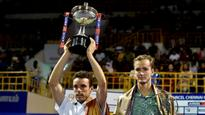 Agut beats Medvedev in straight sets to lift Chennai Open title
