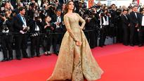 Cannes 2017: Sonam Kapoor becomes golden bae on Day 2 red carpet!