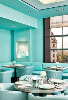 Now, you can really eat breakfast at Tiffany's!