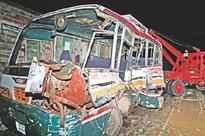 Six dead, 21 injured in Jaffar Express train blasts