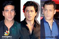 SRK, Salman Khan, Akshay Kumar are World's Highest-Paid Celebrities