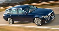 Paris show: Mercedes confirms E-Class All Terrain