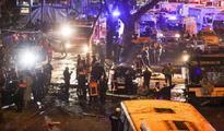 Suicide car bomb rocks capital