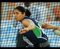 Discus Thrower Krishna Poonia Fails to Qualify for Rio Olympics