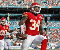 Knile Davis thinks he has a future, even if it's not with the Chiefs