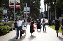 Singapore consumer prices down in May