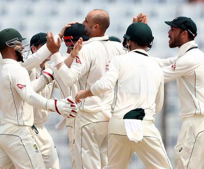 Australia's winners and losers from Bangladesh tour