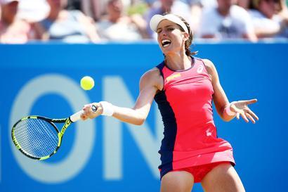 Tennis round-up: Top seed Konta in Nottingham final