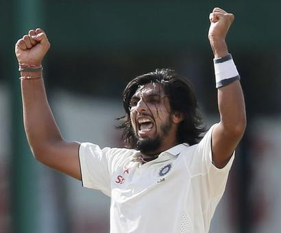 Ranji Roundup: Ishant shines for Delhi on Day 1
