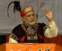 Modi in Meghalaya: PM attacks Sangma government, says BJP will bring development
