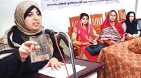 Polygamy least among Muslims: Uzma Naheed