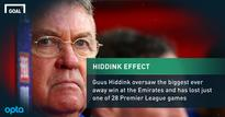 Chelsea and Hiddink primed to cause yet more misery for Arsenal