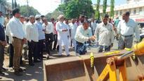Ambedkar road all set for a make over