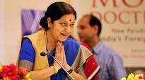 Sushma Swaraj to address UNGA today, likely to take on Pakistan