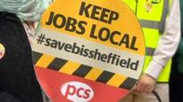 Further strikes over BIS office closure