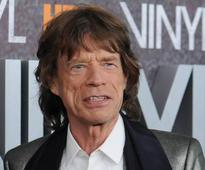 First pic of Mick Jagger's newborn son is too cute for words