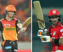 LIVE, IPL 2017, SRH vs KXIP, cricket scores and updates: SRH in disarray as Henriques, Yuvraj depart one after another