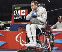 Wheelchair fencer Pierre Mainville nominated for selection to Team Canada for Rio 2016 Paralympic Games