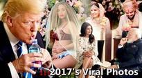 2017 Rewind: 16 photos that went viral on the Internet