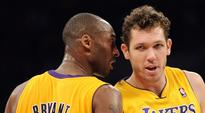 Kobe Bryant Offered To Help The Lakers But Luke Walton Isn't Too Eager To Call Him Right Now