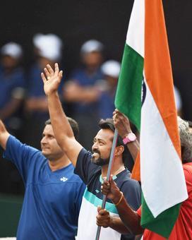 Davis Cup: India trounce NZ 4-1, to meet Uzbekistan in April