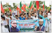 Pro-Naik protests worry MHA, but it can do little
