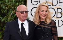 Rupert Murdoch Announces Engagement To Jerry Hall in News Corp-Owned Times