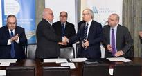Minister Mallia presides over signing of MOU between Malta Marittima and Malta Maritime Forum