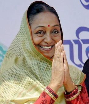 TMC admits Meira Kumar will lose, but says it's a protest vote