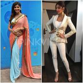 Yay or Nay : Shilpa Shetty in Shivan & Narresh and Rose Room Couture